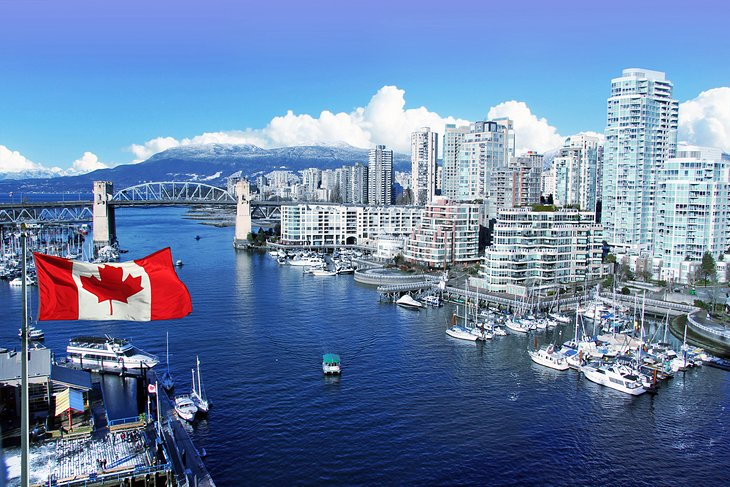 Exploring Canada In April, Best Time To Visit Vancouver Canada
